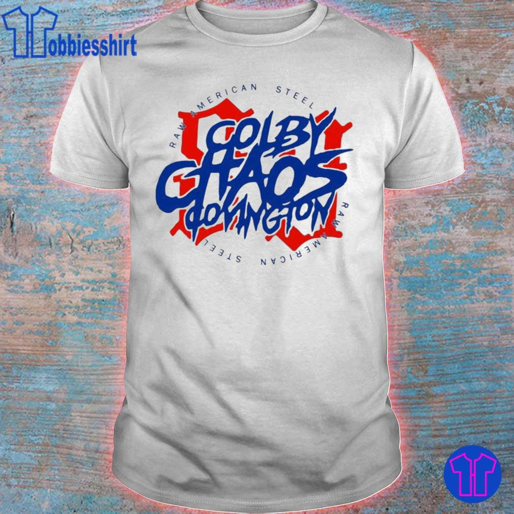 Raw American Steel Shirt
