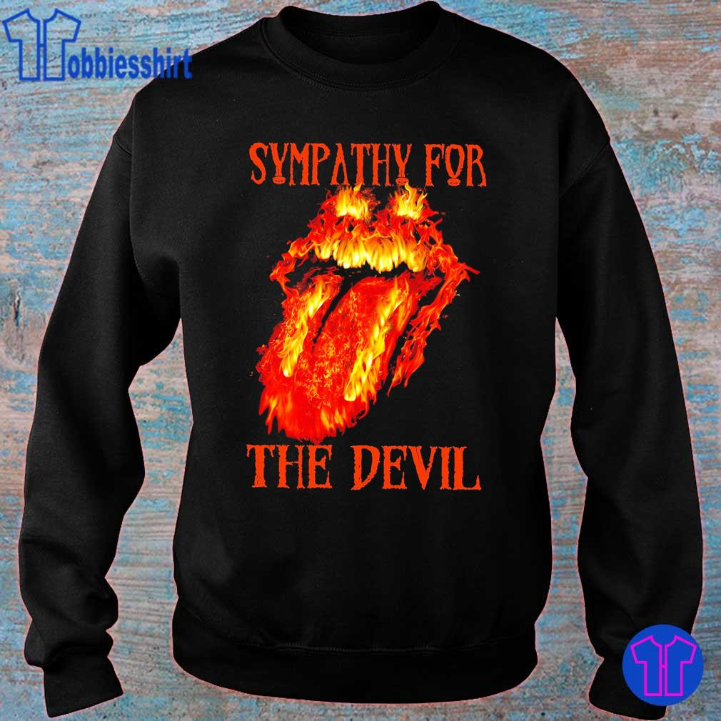 The Rolling Stones Sympathy for the Devil s sweater