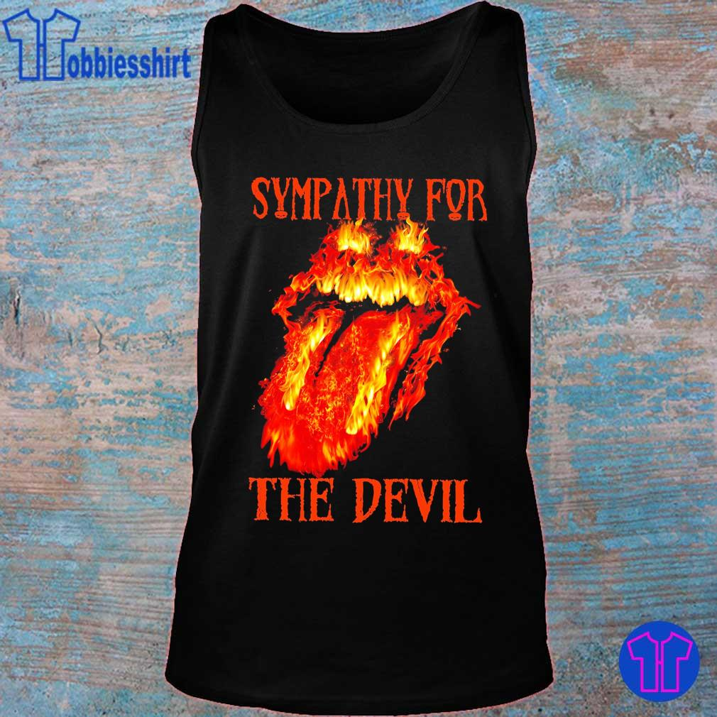 The Rolling Stones Sympathy for the Devil s tank top