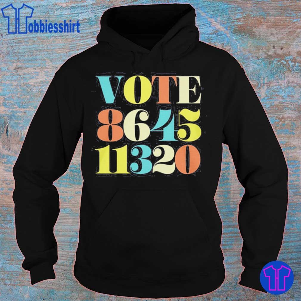 Vote 8645 11320 Shirt hoodie