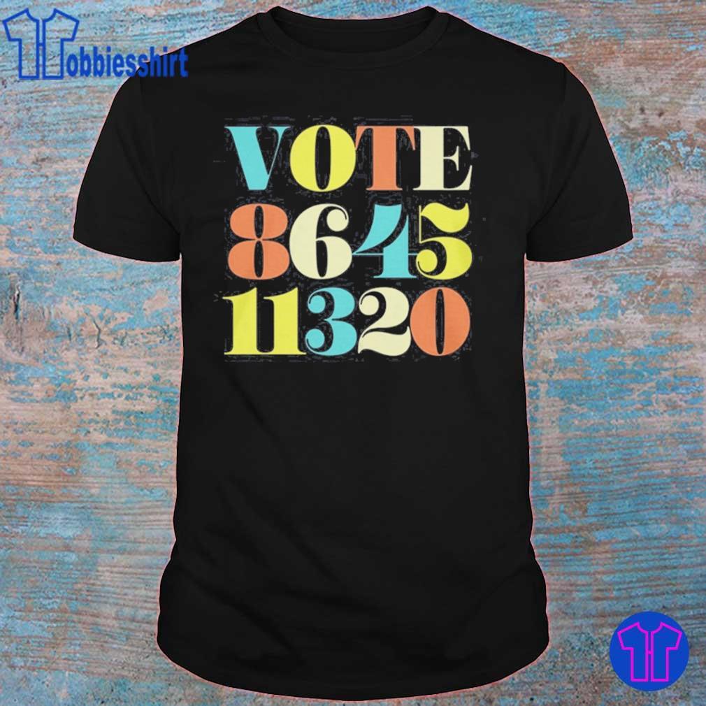 Vote 8645 11320 Shirt