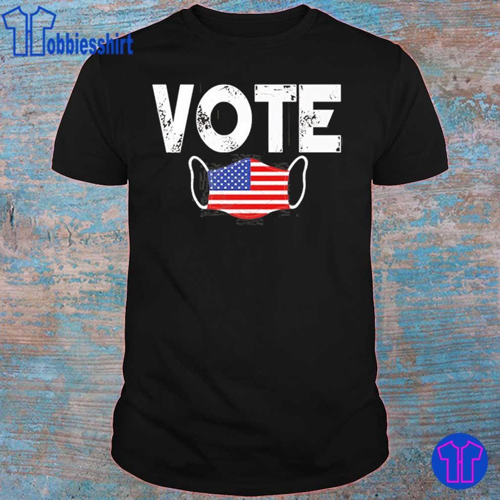 Vote Election Retro Vintage Anti Trump 2020 Election Shirt