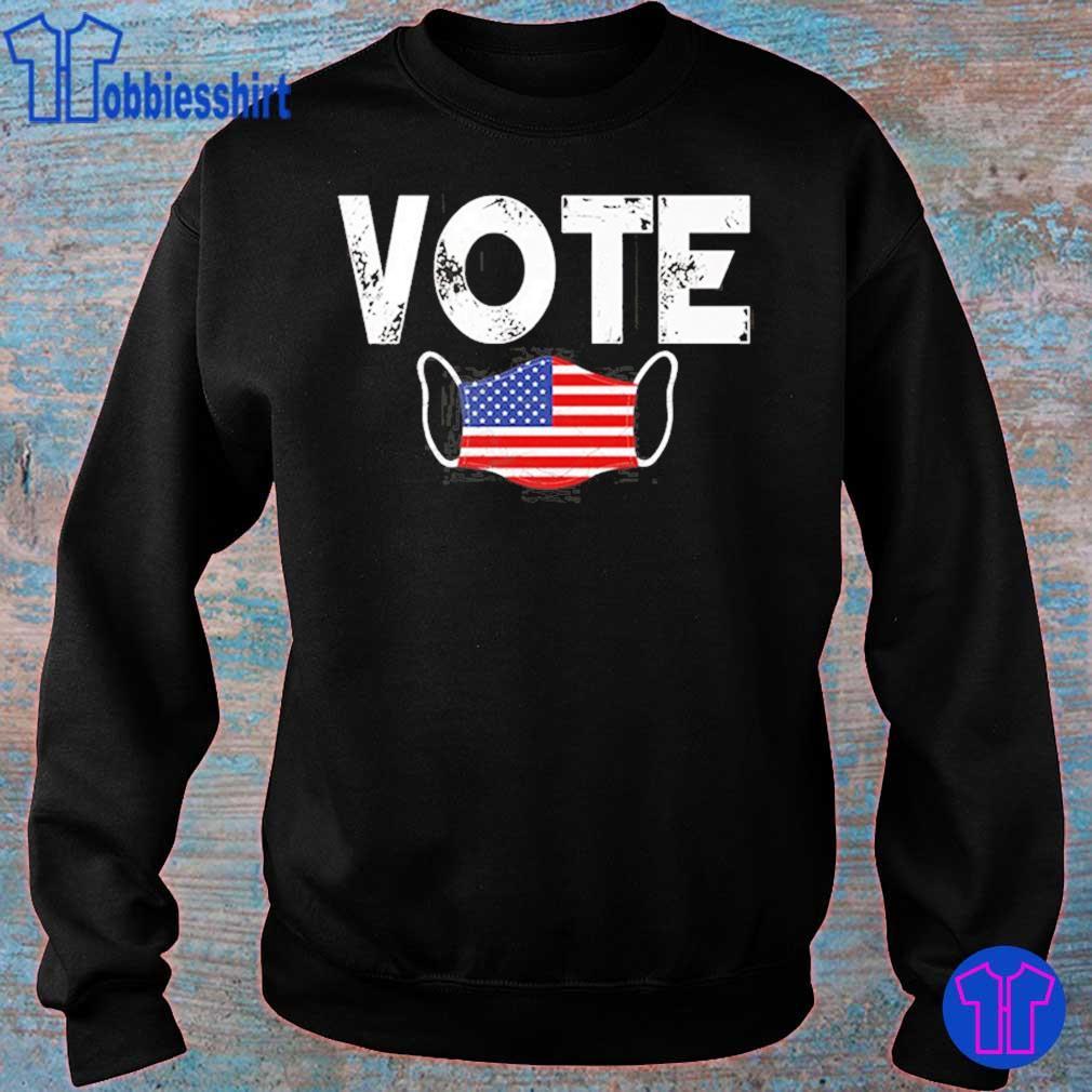 Vote Election Retro Vintage Anti Trump 2020 Election Shirt sweater