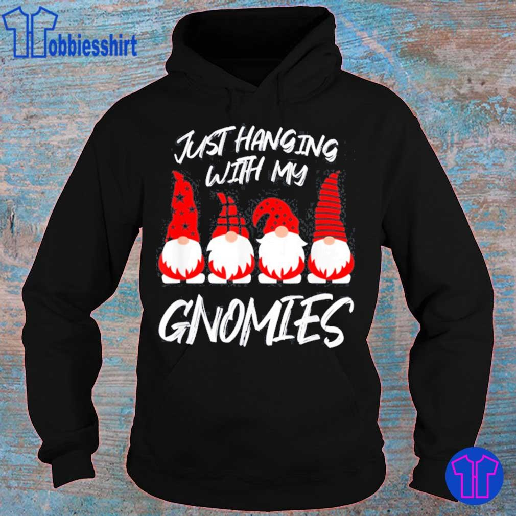 Funny Elves Christmas Gnomies Matching Family Pajama Costume Shirt hoodie