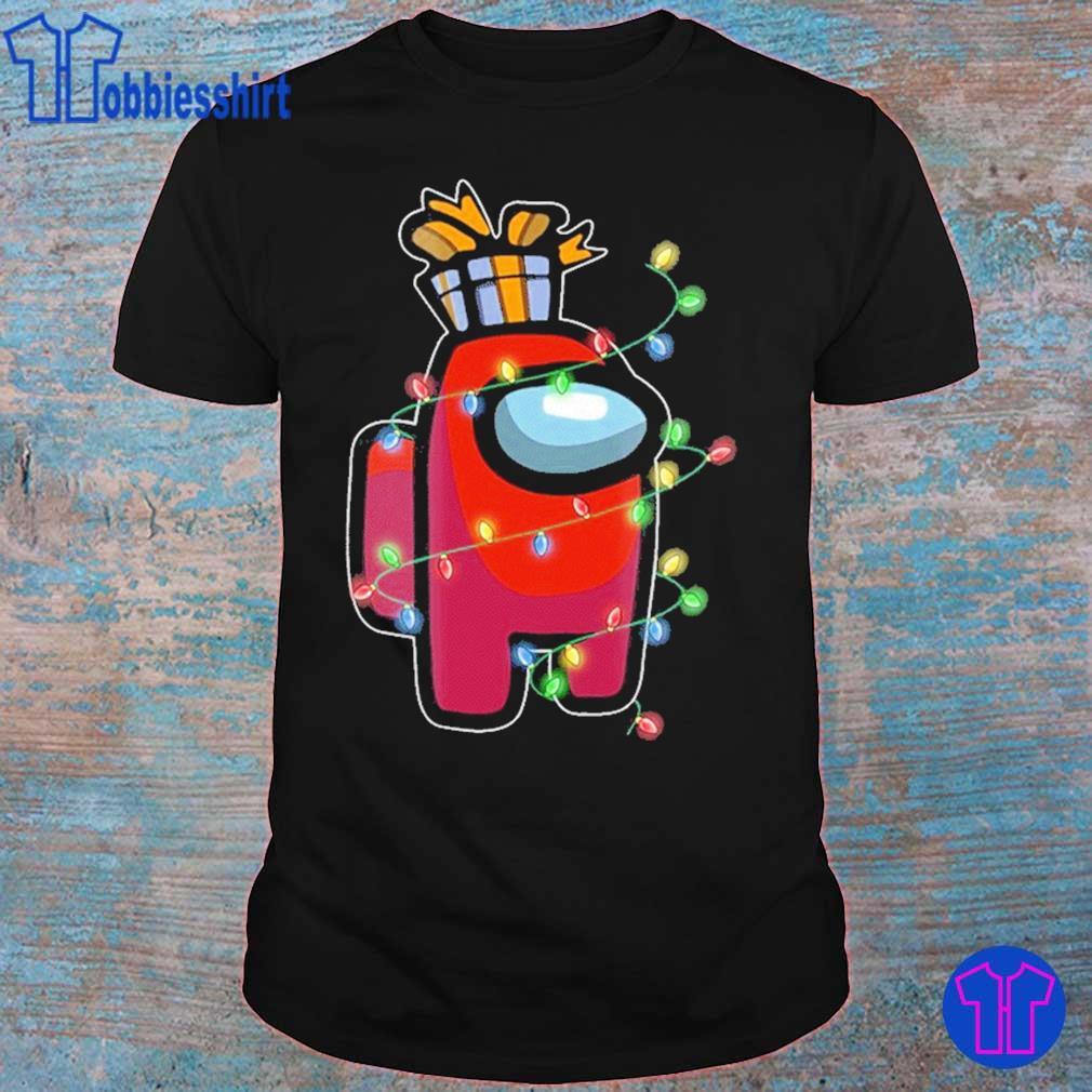Christmas Santa Among Us Character Coffee Shirt – X-mas 2020 Gift For Men Women