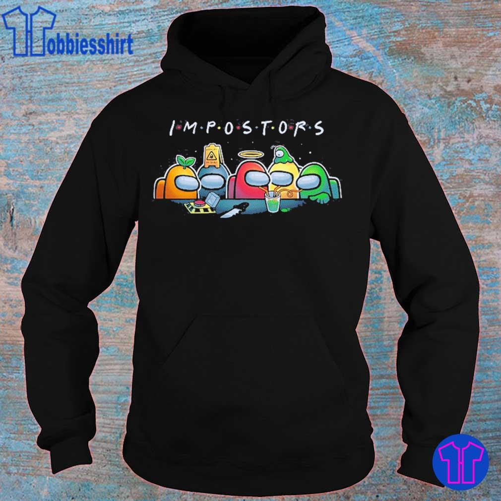 Impostors Among Us from Christmas – Among Us Best Friend 2020 Shirt hoodie