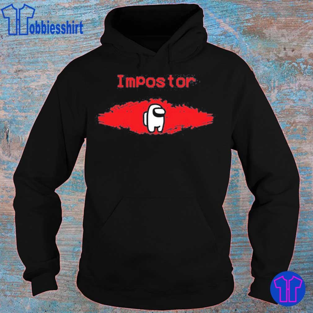 Official Among Us IMPOSTOR Gamer Shirts, Among Us Crewmate Shirt hoodie