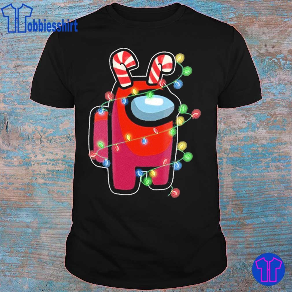 Official Christmas Santa Among Us Character X-mas 2020 Shirt