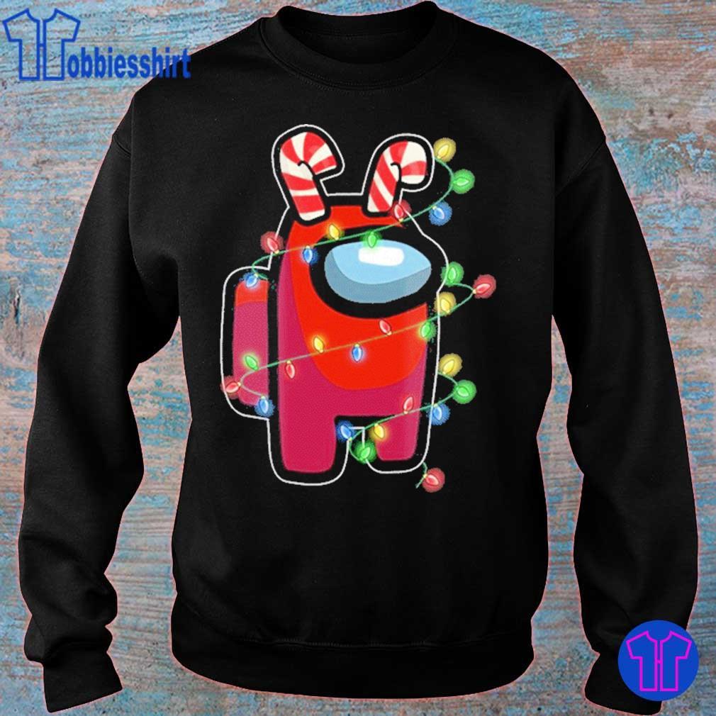 Official Christmas Santa Among Us Character X-mas 2020 Shirt sweater