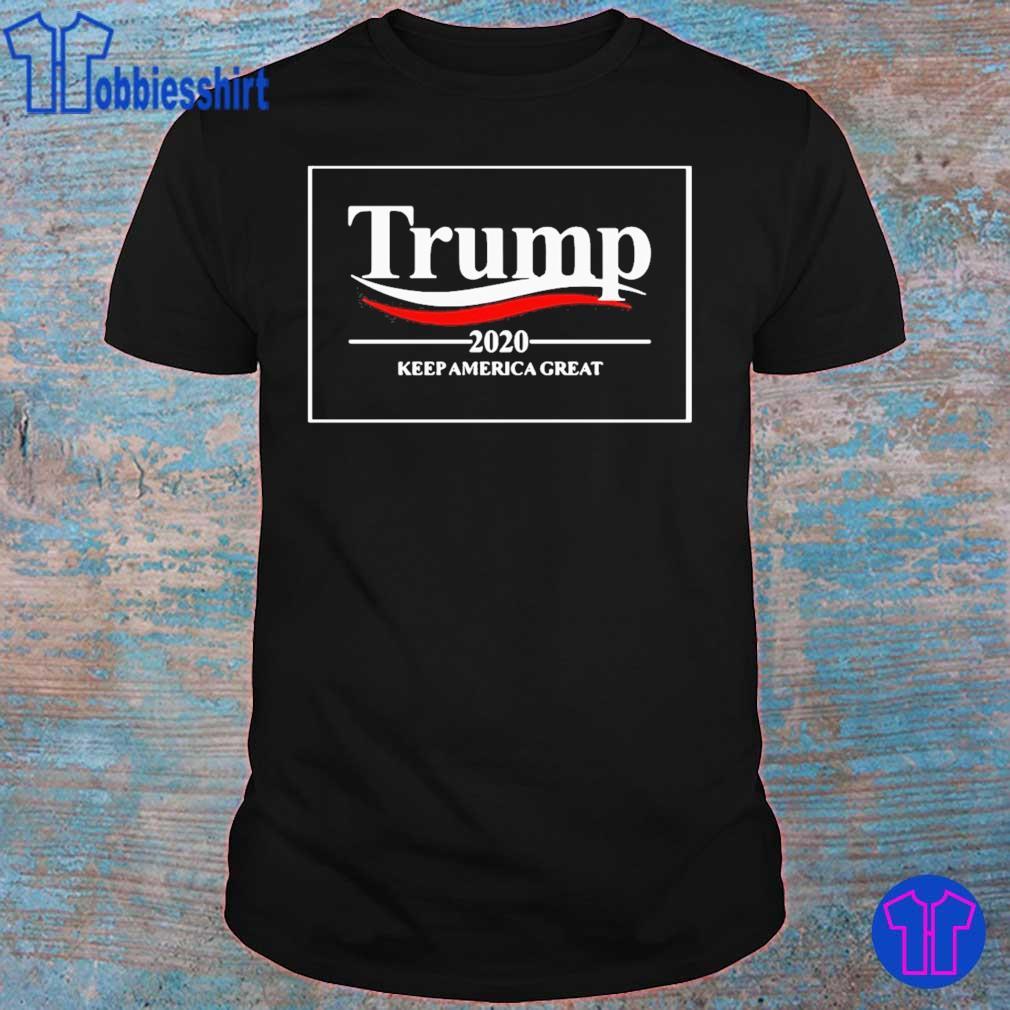 Official Donald Trump 2020 Keep America Great Shirt