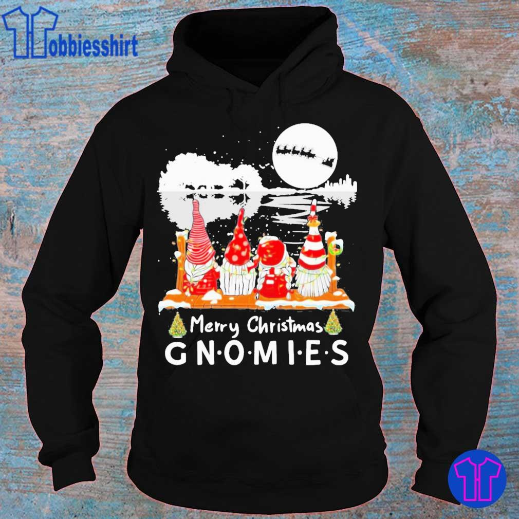 Official Guitar Merry Christmas Gnomies Shirt hoodie