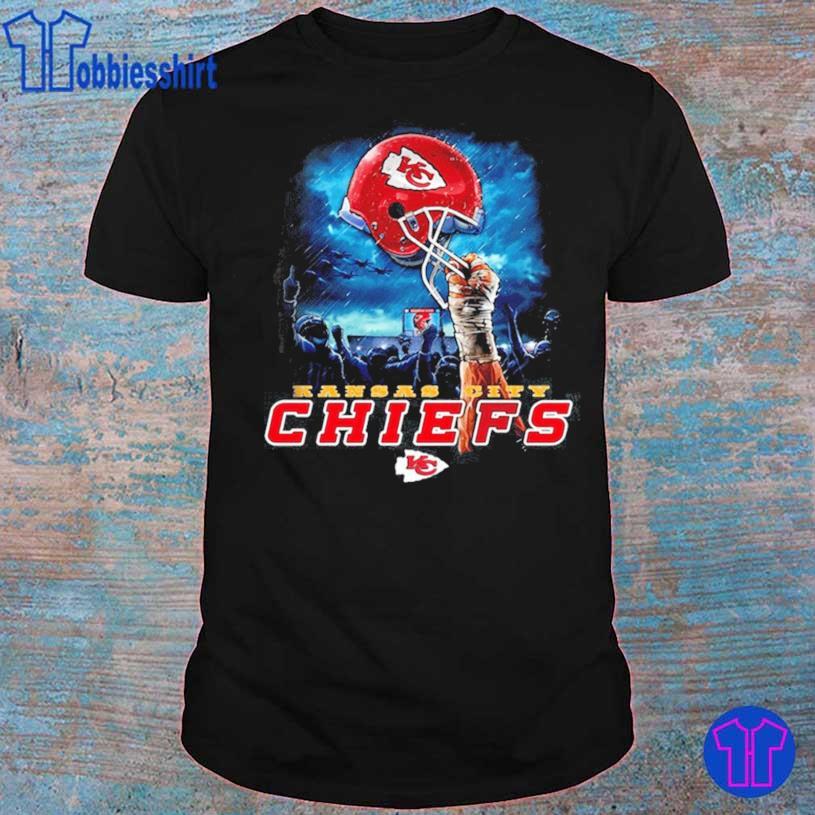 #kansascitchiefs – Kansas City Chiefs Football Nfl Team Champions Unisex Shirt